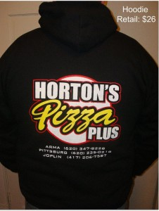 Horton's Pizza Plus Joplin MO